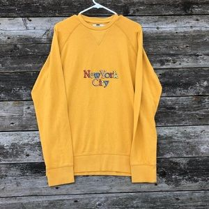 New York City Sweatshirt Tribeca Sports Club.